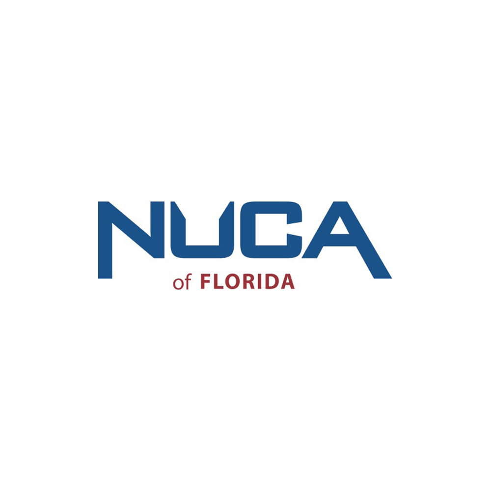 National Utility Contractors Association of Florida Logo