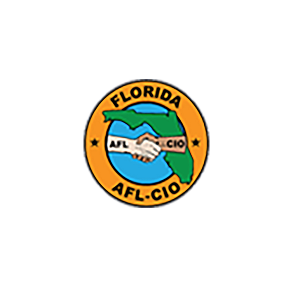 Florida Building and Construction Trades Council within the FL AFL-CIO Logo
